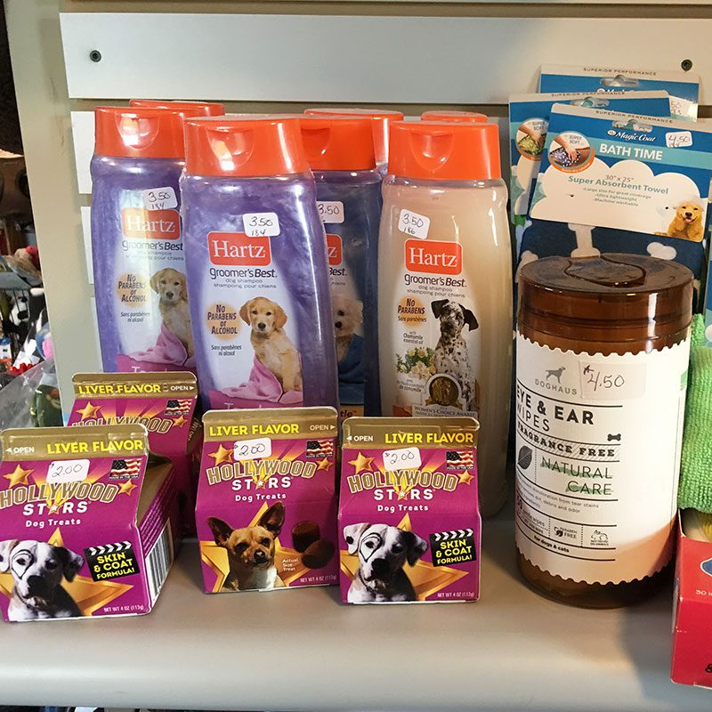 Pet Supplies - Bath & Treats