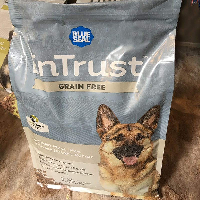 Grain Free Adult Dog Food